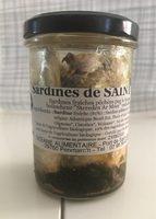 Sardines de Saint Gué - Produit - fr