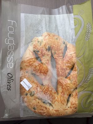 Fougasse Olives - Product - fr