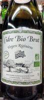 Cidre Bio Brut (5%) - Product