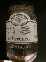 Miel des Pyrénées - Product - fr
