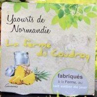 Yaourt de normandie - Product