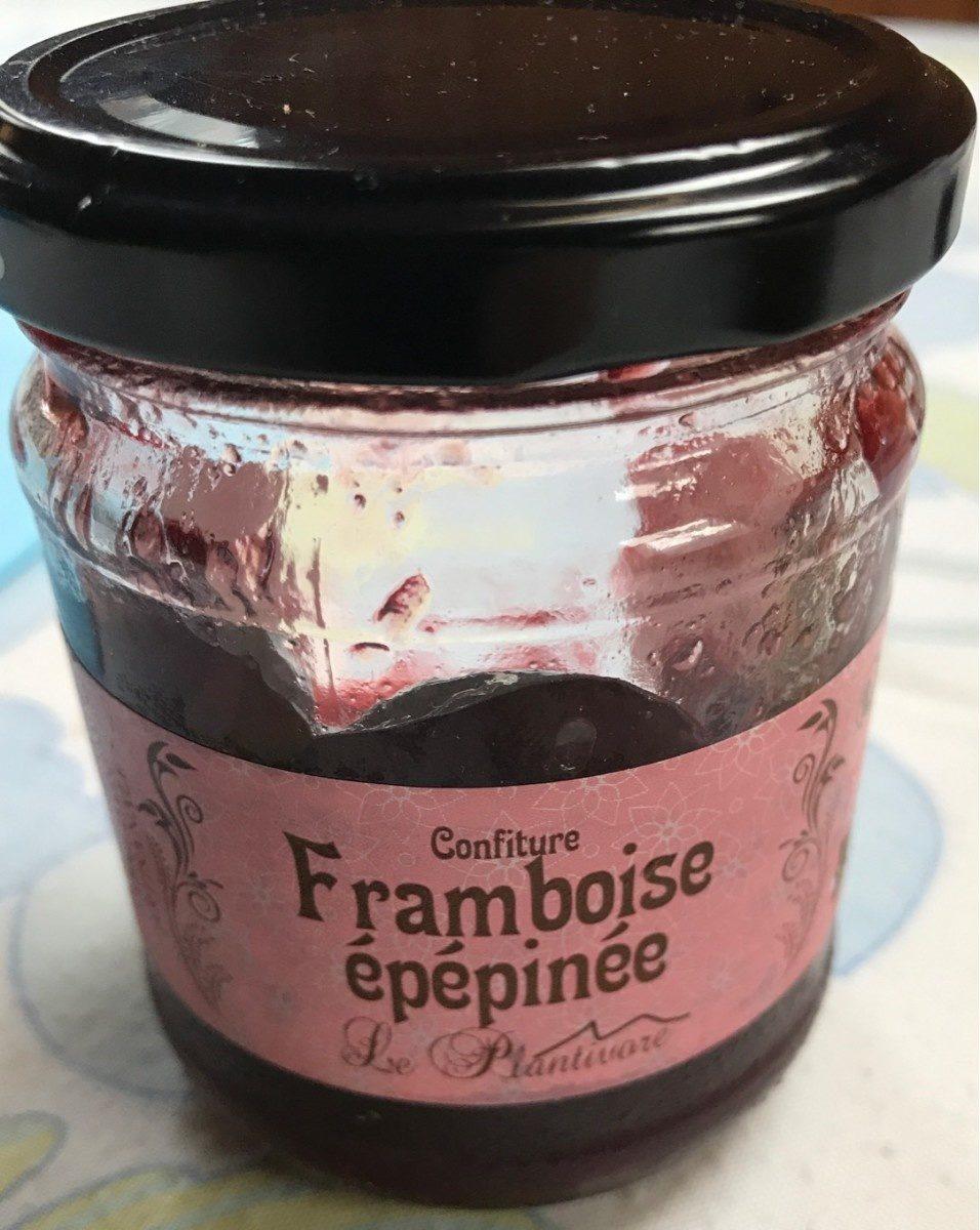Framboise épépinée - Produit - fr