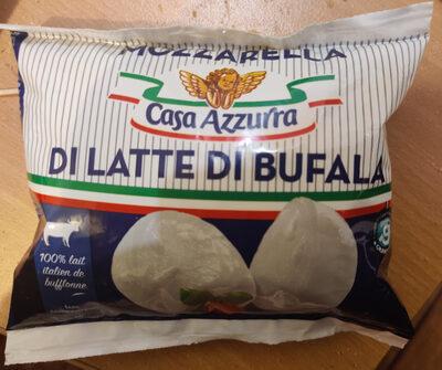 Mozzarella di latte di Bufala - Product - fr