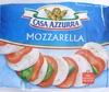 Mozzarella (19 % MG) - Produit