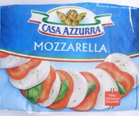 Mozzarella - Product - fr