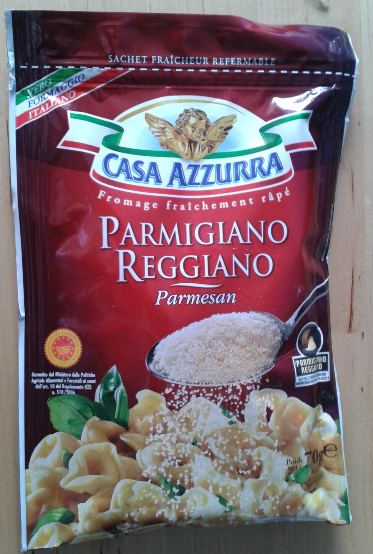 Parmesan - Product