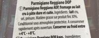 Parmesan - Ingrediënten