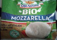 Mozzarella bio 100% lait italien - نتاج - fr
