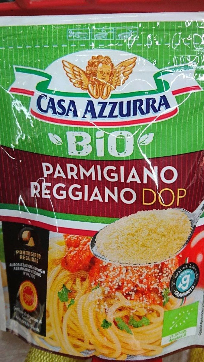 Parmigiano Reggiano DOP Bio - Produit - fr