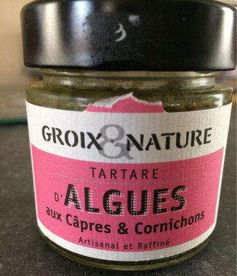 Tartare d'algues - Product