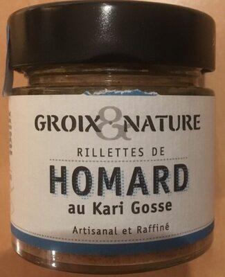 Rillettes de homard - Product - fr