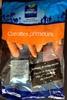 Carottes primeurs - Produit