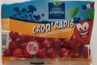 Croq'radis - Produit - fr