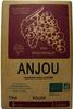 Vin rouge biologique AOC Anjou (fontaine de 5 L) - Produit