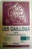 Vin rouge IGP Gard (bib de 5 L) - Produit