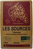 Vin rouge biologique IGP des Cévennes (fontaine de 5 L) Les Sources - Produit