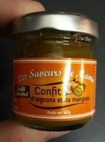 Confit oignon et mangue - Produit - fr