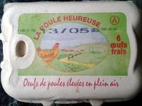 La Poule Heureuse - Produit