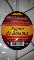 Pogne de Romans - Produit - fr
