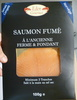 Saumon Fumé à l'Ancienne - Ferme et Fondant - Product
