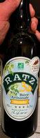 Biere Blonde 75CL Artisanale Bio - Product - fr
