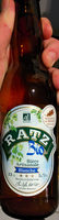 Biere Blanche 33CL Artisanale Bio - Product - fr
