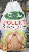 Poulet sans abats - Product
