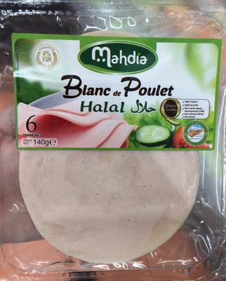 Blanc de poulet halal - Product - fr