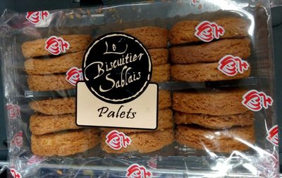 Palets - Prodotto - fr