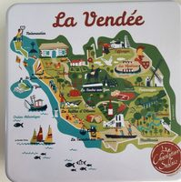 Boîte La Vendée - Produit - fr