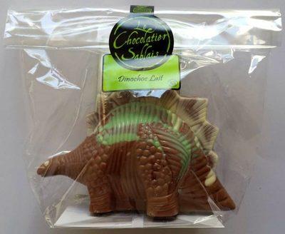Dinosaure en chocolat - Produit - fr