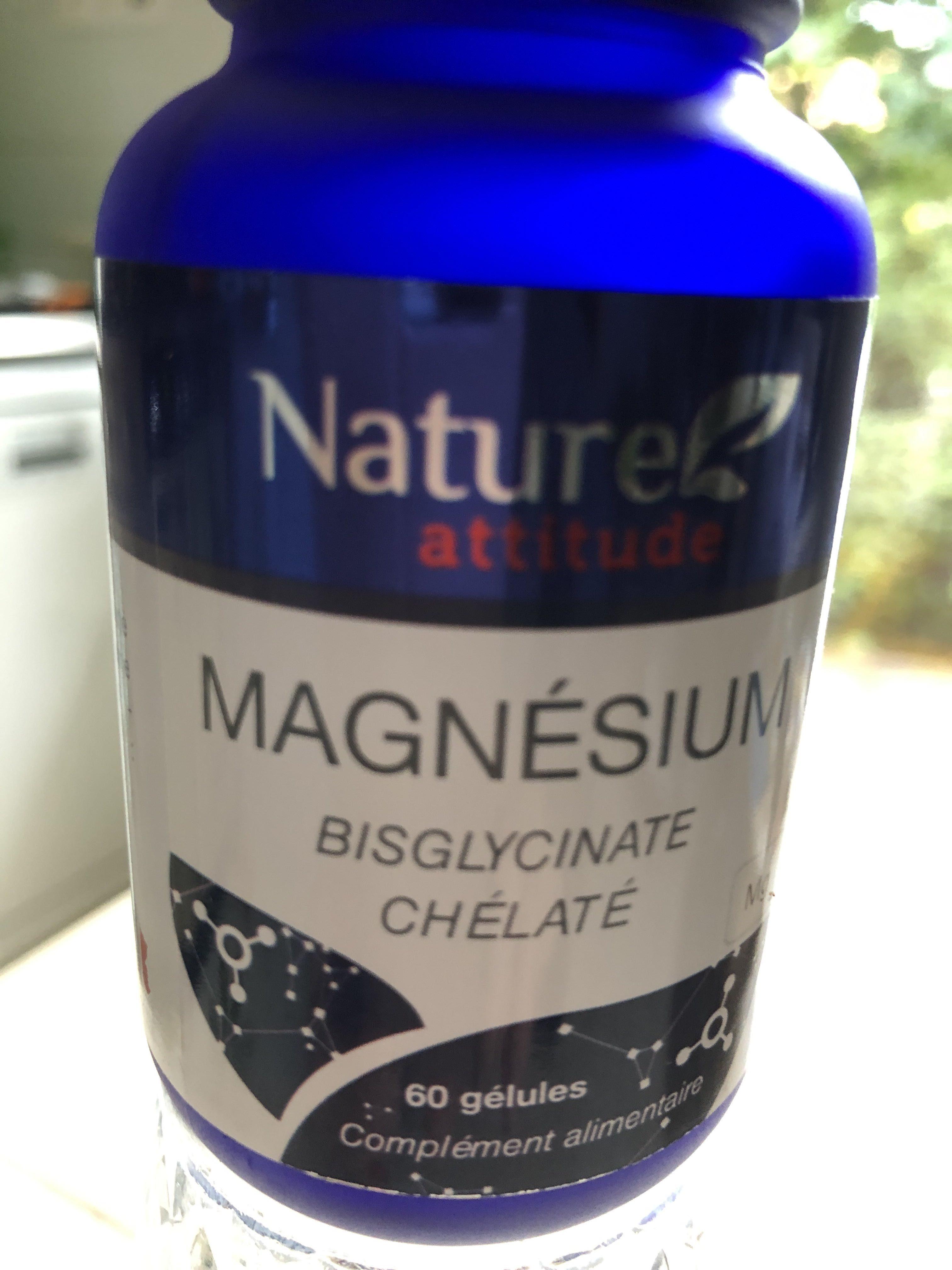 Nature Attitude Magnésium Bisglycinate Chélaté - Product