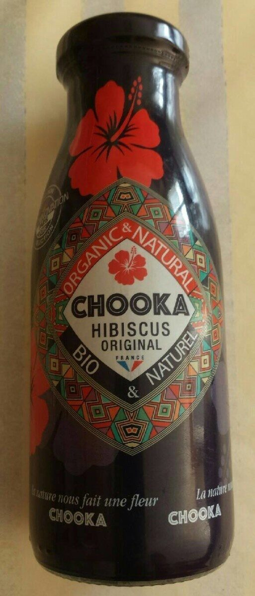 Chooka hibiscus original - Product