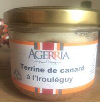 Terrine de canard - Produit - fr