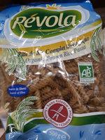 Pâtes de Riz complet biologique - Produit - fr