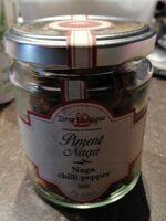 Piment Naga - Produit - fr