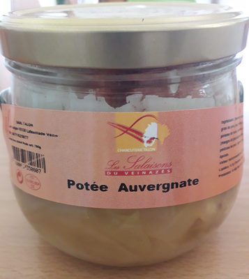 potée auvergnate - Product