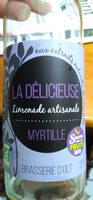 Limonade Délicieuse A La Myrtille - Prodotto - fr