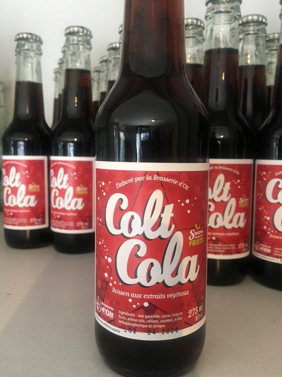 Colt Cola - Product - fr