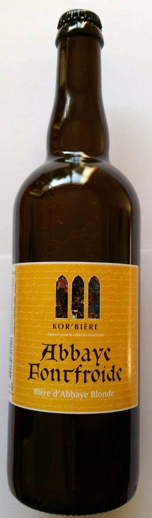 Kor'bière - Produit