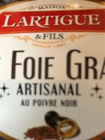 Le foie gras - Product