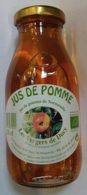 Jus de pomme de Normandie - Product