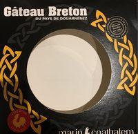Gateau Breton du pays de Douarnenez - Product