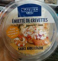 Émietté de Crevettes - Sauce Aïoli Légère - Product - fr