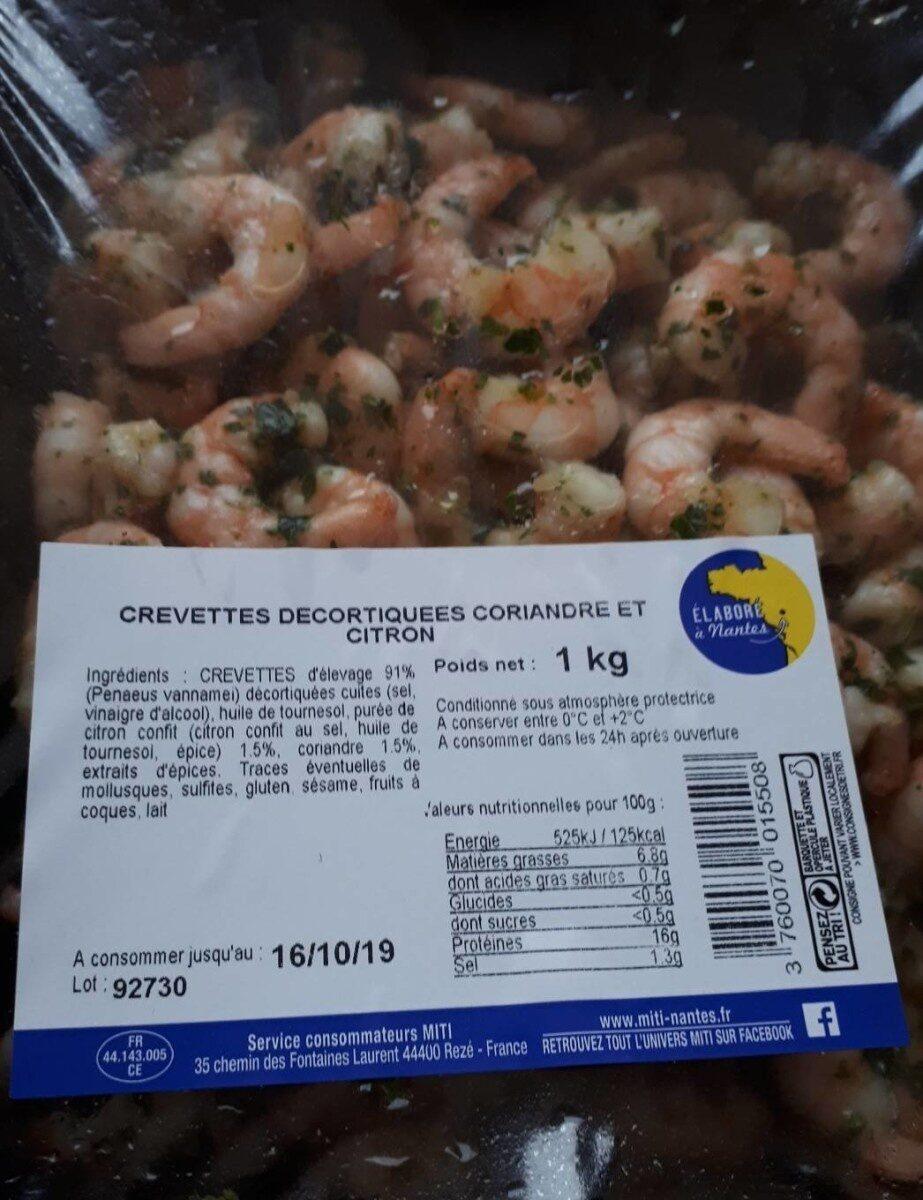 Morza crevettes de Base en Acier Inoxydable d/écortiqueur de crevettes /Écrevisses Prawn Peeler Deveiner Appareil Peel