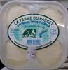 Fromage frais fermier moulé à la louche - Product