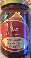 Pâte à Tartiner Châtaigne Chocolat Noisette - Product