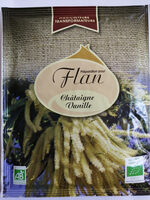 Flan châtaigne vanille - Product - fr