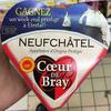 Neufchâtel (24% MG) - Produit