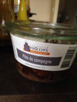 Pâté De Campagne Les Petits Fricots 270 G - Produkt - fr